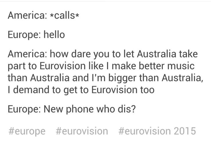 Hetalia Eurovision 2015 - Honestly, I'm American and I REALLY don't want to deal with the train wreck that this country would turn into during it...
