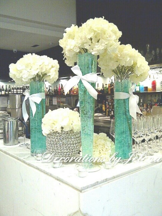 181 best sweet 16 bday party images on pinterest for Flower arrangements for sweet 16