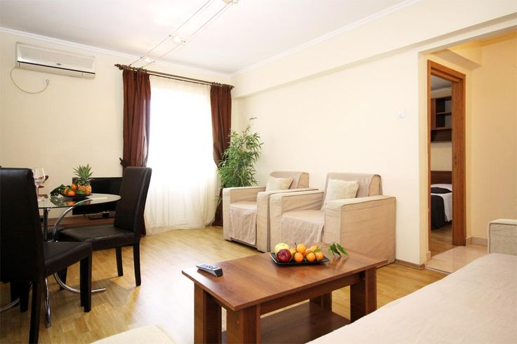 Accommodation in Bucharest - central apartments for short term rent.