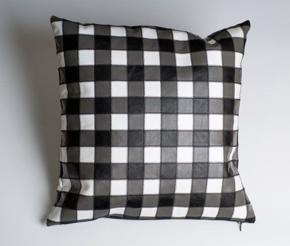 Handmade Pillows by Nastia Chervynsky on Etsy