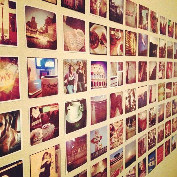 12 Ways to Print Instagram Photos #instagram