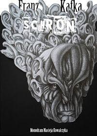 """Plakat promujący spektakl """"Schron"""""""