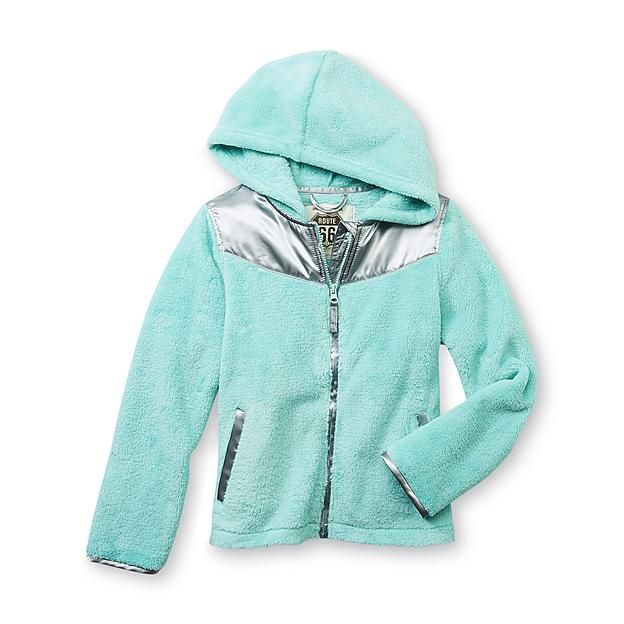 50d2dc172520 Route 66 Girlu0026 39 s Hooded Jacket