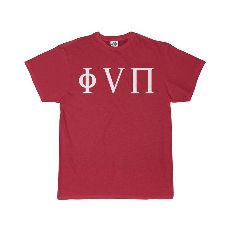 Kappa Alpha Psi Fraternity | Phi V Pi 1911 Men's T-Shirt