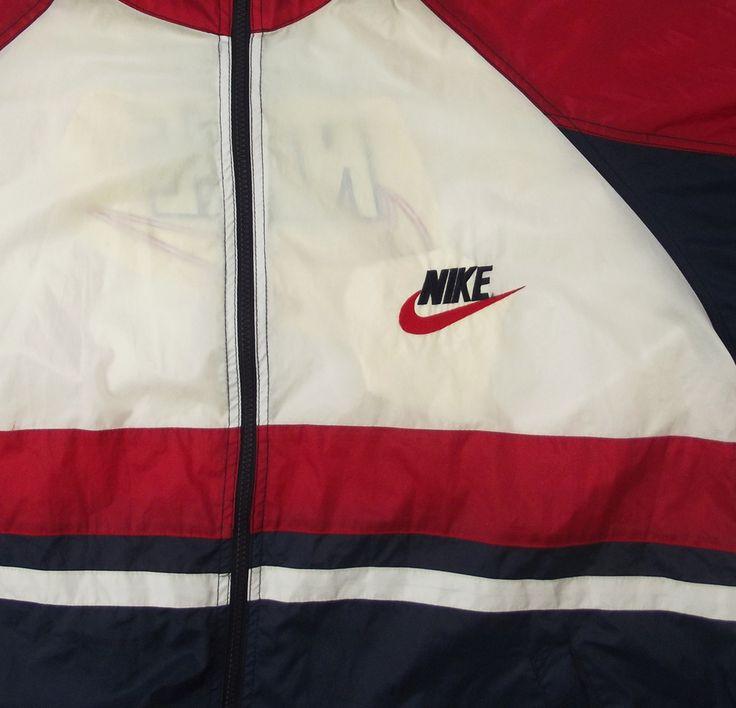 Image of Vintage Nike Waterproof Jacket Size Large
