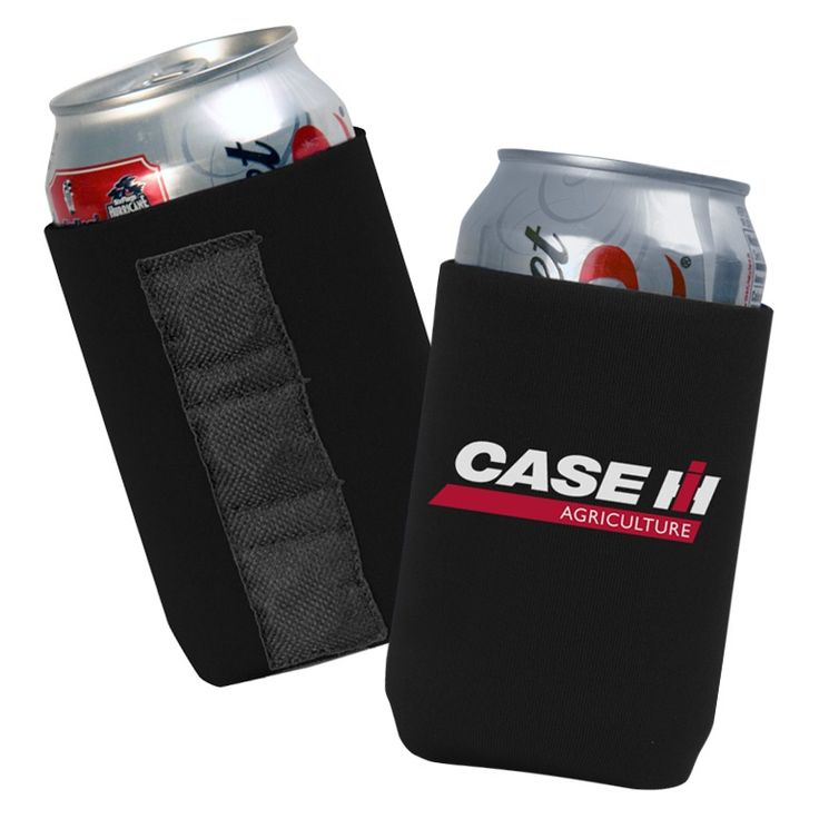 Case IH Magnetic Can Cooler-These are literally the BEST Koozies ever