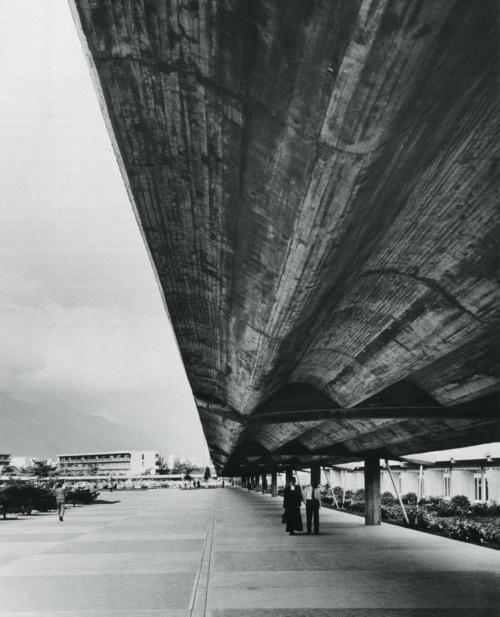La Universitaria Ciudad; Caracas,Venezuela