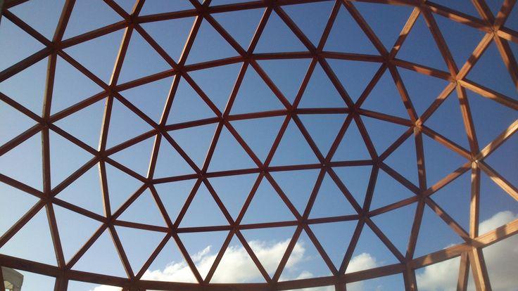 Estructura Domo. http://santafedomos.wix.com/santafedomos