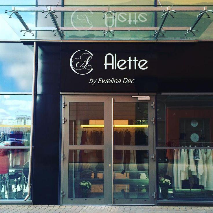 #Atelier Alette by Ewelina Dec robi wrażenie! Wejdźcie do środka i przekonajcie sie sami! Zapraszamy na poziom 0, obok #superpharm  #TwojeMiejscewRzeszowie