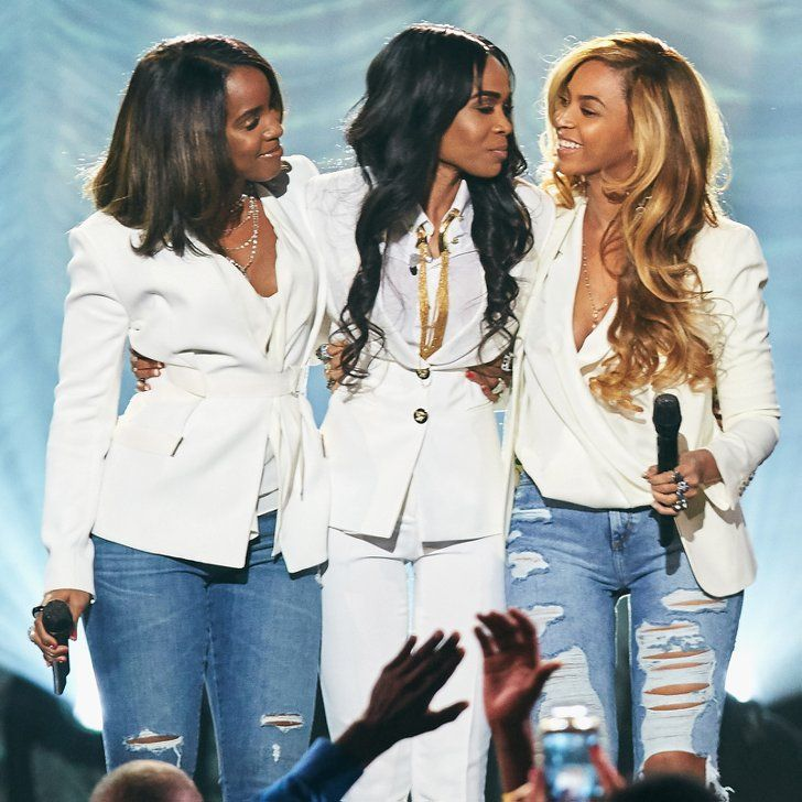 Pin for Later: Finally, the Destiny's Child Reunion You've Been Waiting For