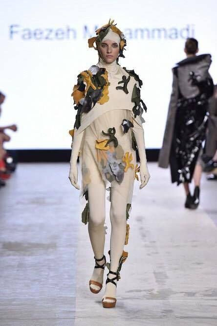 Fear collection by Faeze Mohammadi @faeze3917  Milan, Italy , Fashion
