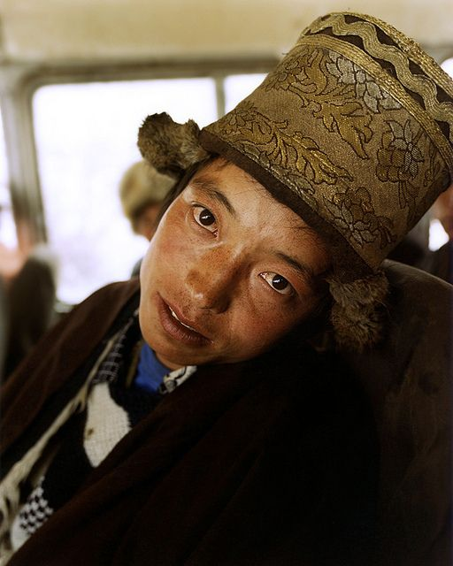 tibetanway_09 by Shinya Arimoto, via Flickr - reminds me of the mad hatter :)