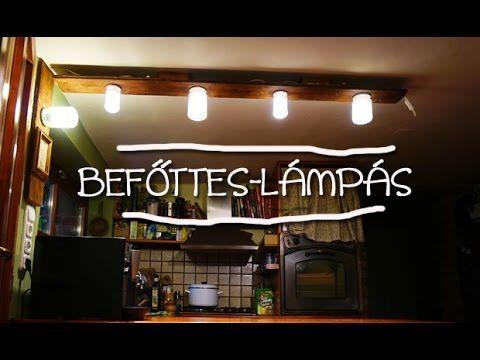 Csináld magad (DIY): befőttesüvegből LED-lámpa - #videó #DIY