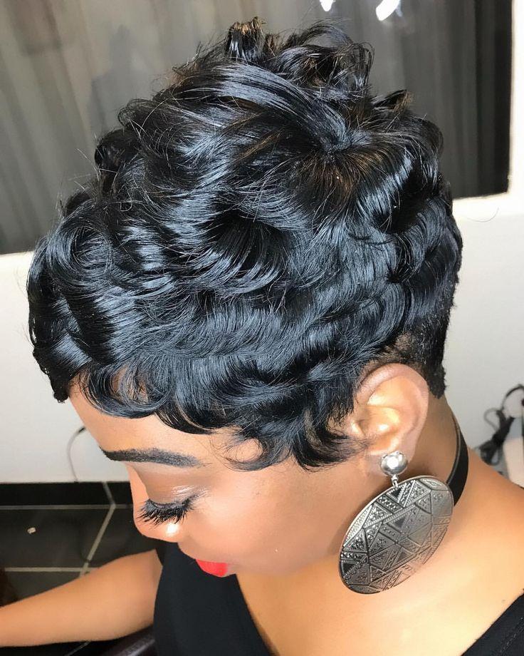 731 Best Short Hait Images On Pinterest Pixie Haircuts