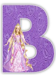 Alfabetos Lindos: Barbie