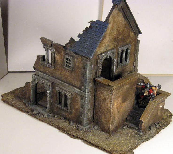 375 best Scenery images on Pinterest | Miniature houses, Model ...