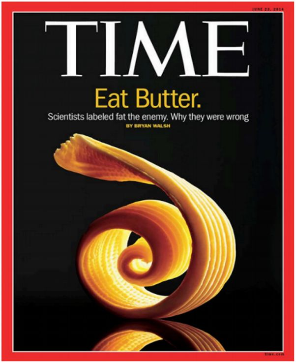 Here is the best article we have read on the butter vs. margarine debate.   Make yourself a cup of tea and put aside half an hour to read it.  Here is the link. http://tinyurl.com/q55xyqj