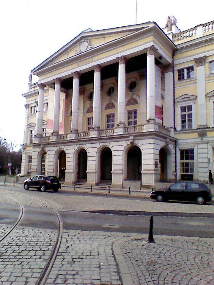 5. Opera Wrocławska || Hotel Monopol