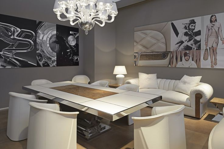 bentleyfurniturecarlocolombo3 A New Approach to Luxury : Bentley Furniture Collection By Carlo Columbo