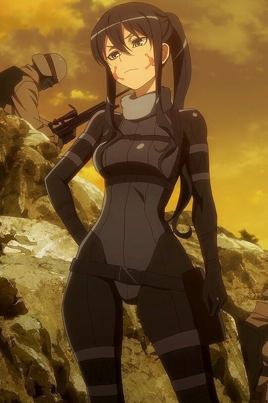 Pitohui | Sword Art Online Alternative Gun Gale Online ...