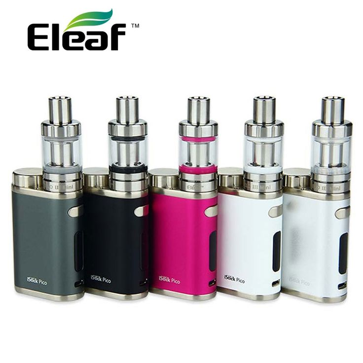 31.86$ Watch here - <b>Original Eleaf iStick Pico</b> Full Kit with 75W iStick ...