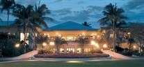 The Fairmont Orchid on the Big Island. Expensive but perfect for a honeymoon.