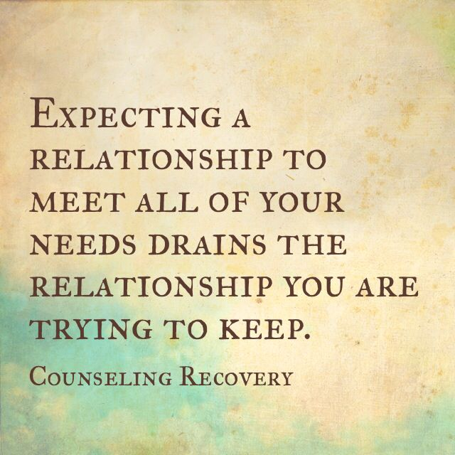 Expectations In A Relationship Quotes: 1000+ Images About Relationship Quotes On Pinterest