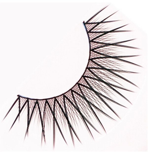 Eyelashes original Marlliss 838 Professional False Eye lashes crisscross hand made eye lash Wholesale(10pairs/lot) Free shipping #Affiliate