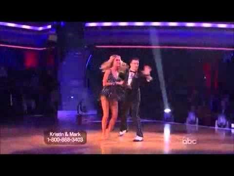 Kristin Cavallari & Mark Ballas Cha Cha dailymotion.com/video/x27n3qw