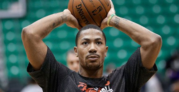 Looks like it came out a day early: Check out my latest article on the Chicago Bulls star over at NBA.com/Philippines (September 19, 2013) #NBA #DerrickRose #Basketball #ChicagoBulls #SeeRed #Adidas #Philippines #DRoseTour