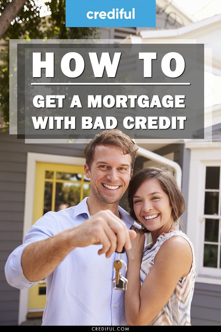How To Get A Home Loan With Bad Credit In 2020 Loans For Bad