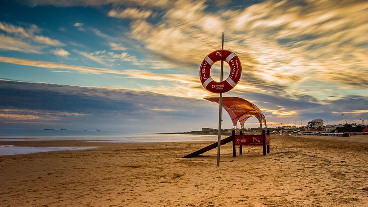 Baywatch - Praia de Carcavelos