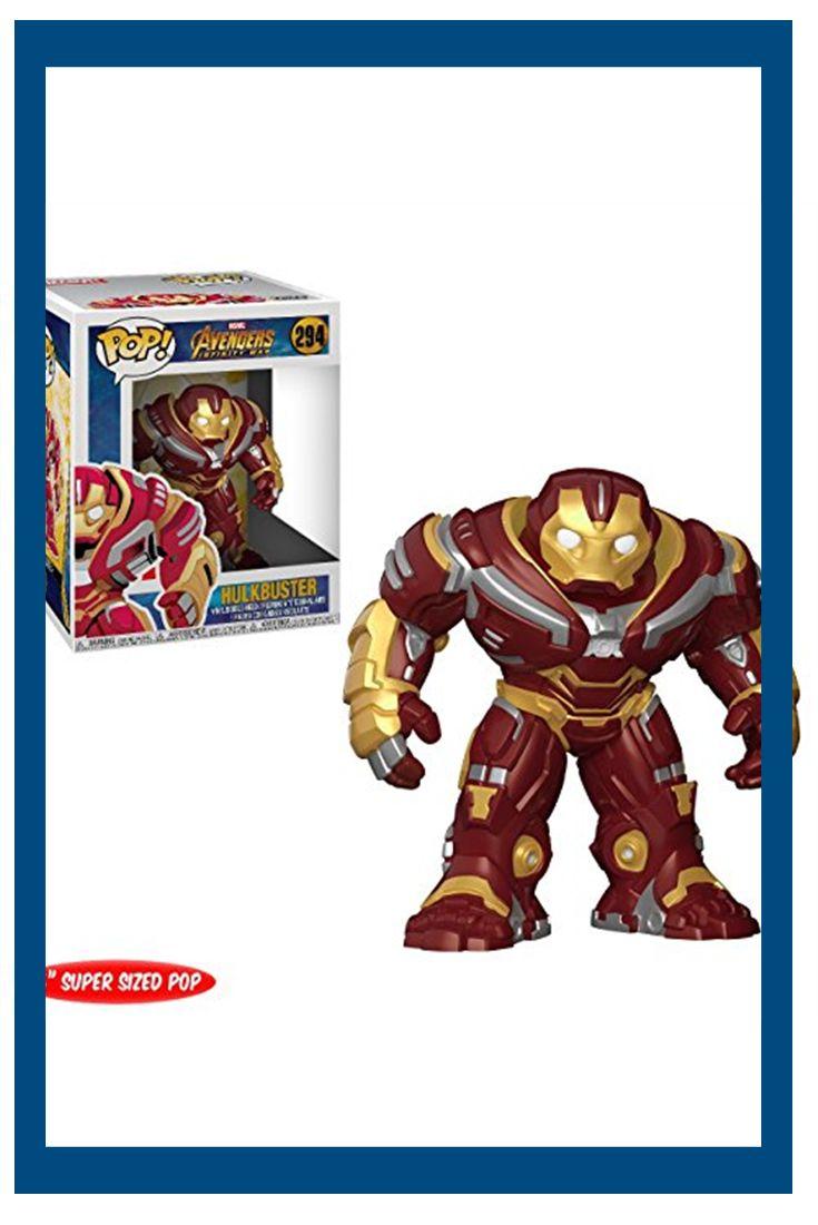 Funko Pop Marvel Avengers Infinity War 6 Hulk Buster Figure Multicolor Pop Marvel Pop Vinyl Figuren Funko Pop Marvel