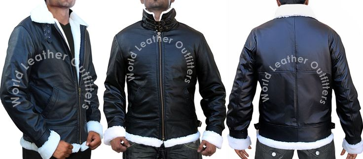 Chic, Classy and Comfortable!! We Bring to You Our Brand New Black Vintage Shearling B3 Bomber Jacket. World Leather Outfitters Presented This Out Class Piece in Real Leather. Buy It Now and Make it Yours at Discounted Price.  #leatherjacket #parties #shopping #fashion #awesome #boysfashion #menfashion #apparels #followme #instadaily #stylish #famous #winterfashion #fashionstyle #casual #streetstyle #ravishing #elegant #lovers #fans #sexy #costume #goodtimes