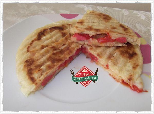 Bazlama Tostu Tarifi #food