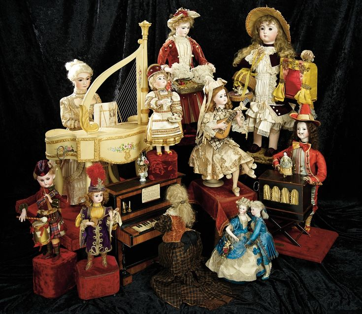 Marquis Miniatures: Marquis Antique Doll Auction, May 14-15, 2016 At