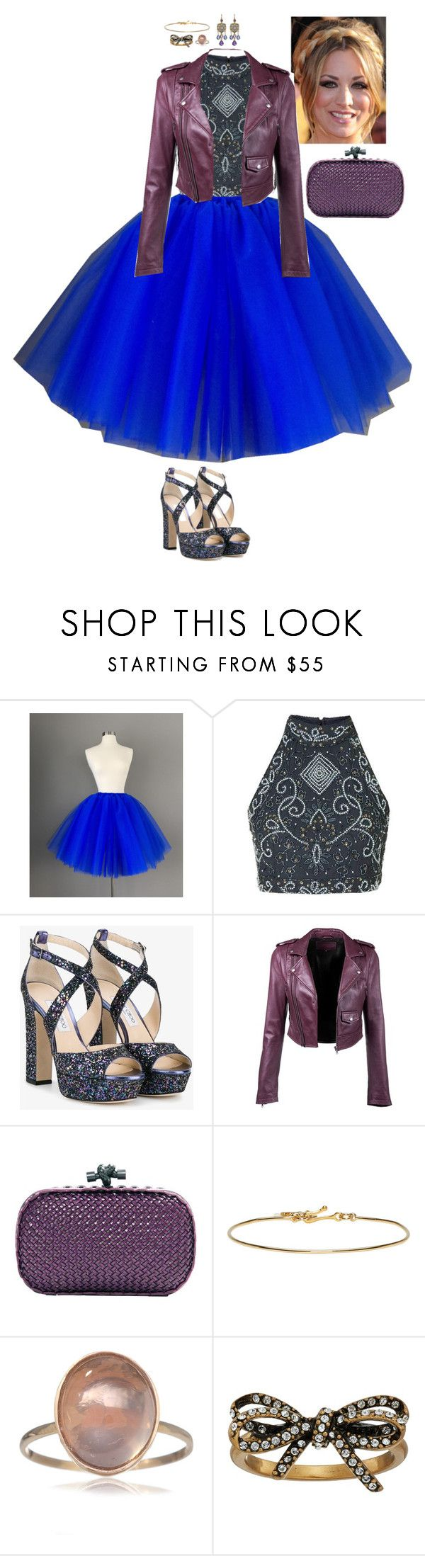 """""""Warmfront - Cocktails by Cody"""" by stinze on Polyvore featuring Jimmy Choo, Bottega Veneta, Isabel Marant, Marc Jacobs and ABS by Allen Schwartz"""