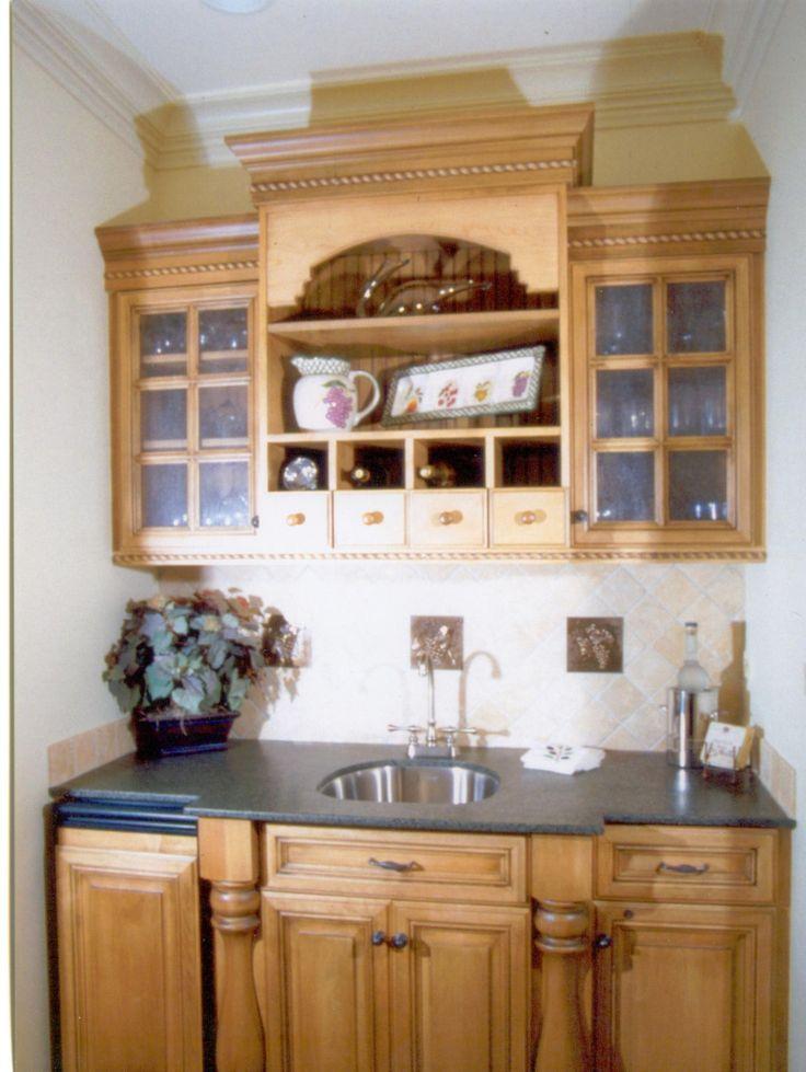78 best wet bars images on pinterest home ideas homes for Wet bar images