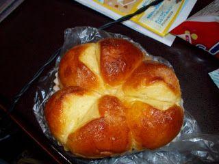 Recetas de Cocina Tipicas de Costa Rica, Pan de Natilla