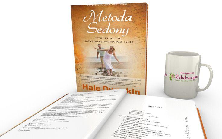 Metoda Sedony. Twój Klucz Do Satysfakcjonującego Życia #książka #sedona #sedony #sensus #
