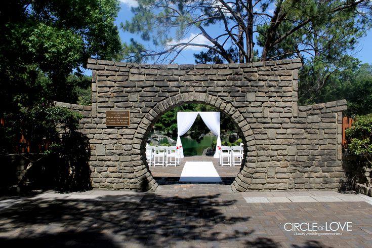 Japanese Gardens Auburn Botanical Garden Wedding www.circleofloveweddings.com.au