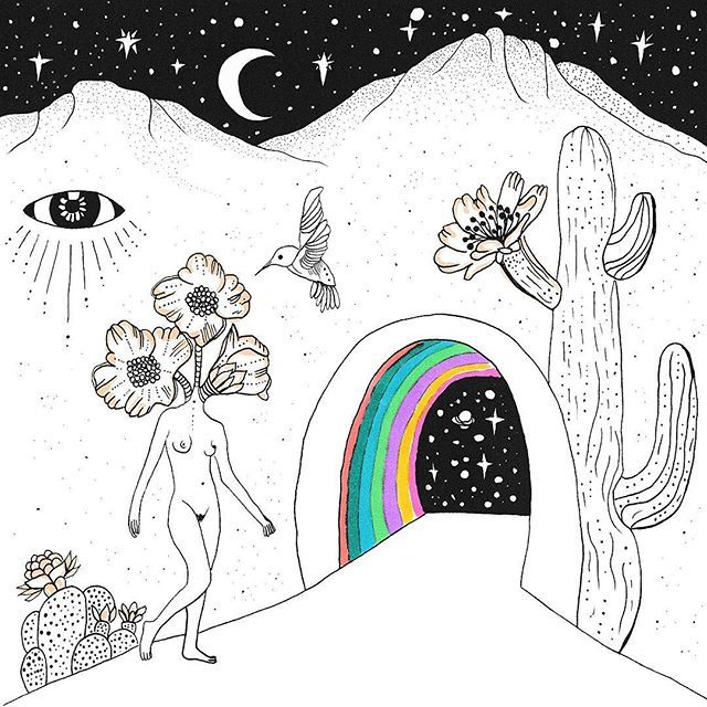 • very much enjoyed illustrating this album cover for @palehands and their upcoming dream pop record Graphism. Visit their SoundCloud for some seriously rad tunes.  ________  soundcloud.com/wearepalehands _______ Please note this was a custom illustration, paid and transferred under copyrights and it now belongs to @palehands , please be respectful and do not use my art without permission.  ____________