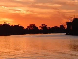 Murray River, Renmark SA, Australia