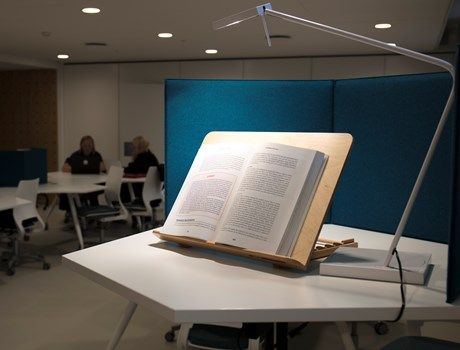 Statsbiblioteket Aarhus. ZigZag Filt