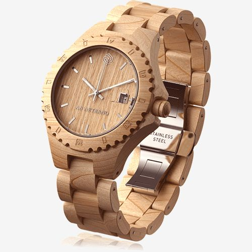 shop cool wooden watches for and made in italy