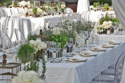 Basil; fresh thyme; simple flowers; lavender; herbs