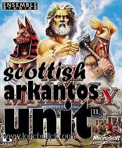 Downloading mods for Age of Mythology has never been so easy! For scottish arkantos unit mod visit LoneBullet Mods - http://www.lonebullet.com/mods/download-scottish-arkantos-unit-age-of-mythology-mod-free-2096.htm and download at the highest speed possible in this universe!