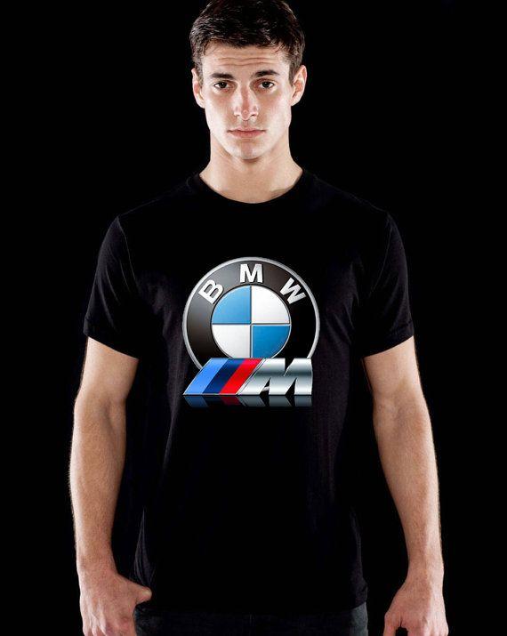 ca6a3a08c17a BMW Tshirt Design Race Car Elegant and Men Tshirt Size by Katenzo, $17.00   Custom  T Shirts By.KATENZO   Custom shirts, Mens tops, T shirt