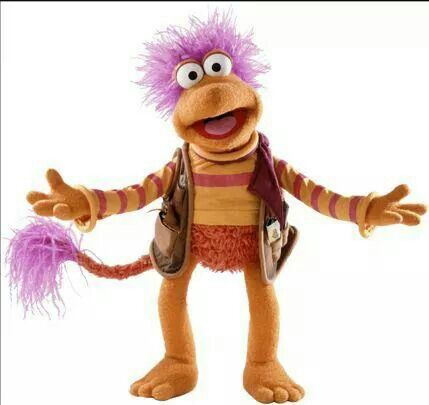 Gobo is the natural leader of the Fraggle Five. He is an explorer, spending his days charting the unexplored regions of Fraggle Rock.
