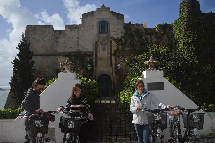 Forte de São Clemente Vila Nova de Milfontes, SW Alentejo, Portugal